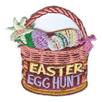 Easter Egg Hunt (Basket) Patch