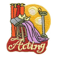 Acting Patch