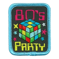 80's Party Patch