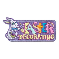 Easter Decorating Patch