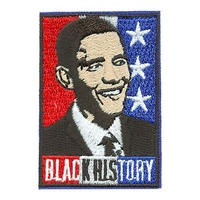 Black History Patch