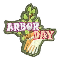 Arbor Day Patch