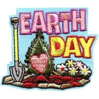 Earth Day Patch