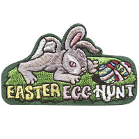 Easter Egg Hunt Patch