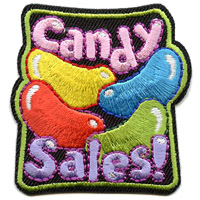 Candy Sales