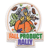 Fall Product Rally