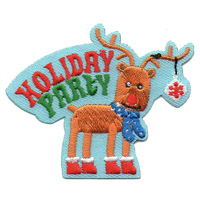 Holiday Party (Reindeer)