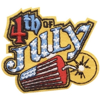 4th of July Patch