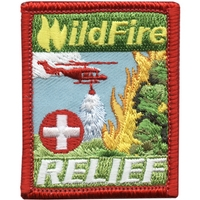 Wildfire Relief Square