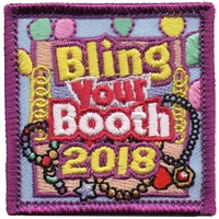 2018 Bling Your Booth