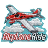 Airplane Ride Patch