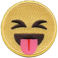 Emoji - Tongue Out Patch