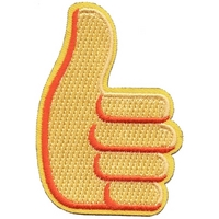 Emoji- Thumbs Up Patch