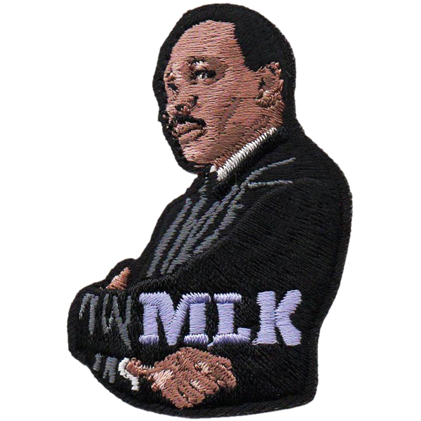 MLK Patch