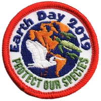 2019 Earth Day Patch