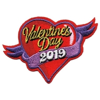 2019 Valentine's Day Patch