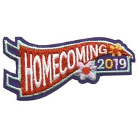 2019 Homecoming Patch