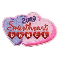2019 Sweetheart Dance Patch