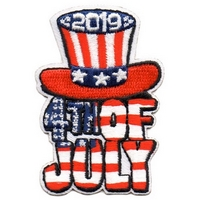 2019 4th of July Patch
