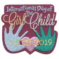 2019 Int'l Day Of The Girl Child