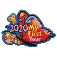 2020 My First Year Patch