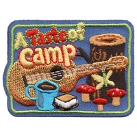A Taste of Camp Patch