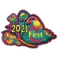 2021 My First Year Patch