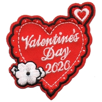 2020 Valentine's Day Patch