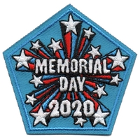 2020 Memorial Day Patch