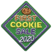 2020 My First Cookie Sale Patc