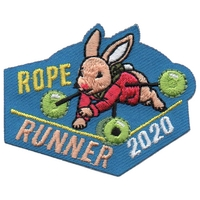 2020 Rope Runner Patch