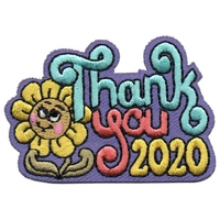 2020 Thank You Patch