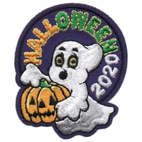 2020 Halloween Patch
