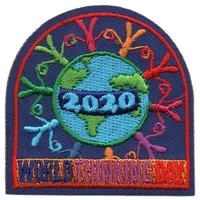 2020 World Thinking Day Patch