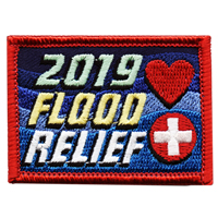 2019 Flood Relief Patch
